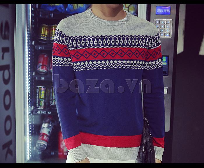 Áo len nam thời trang GF GF1202