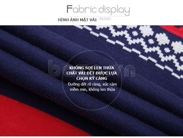 Áo len nam dệt sợi cotton GF GF1202