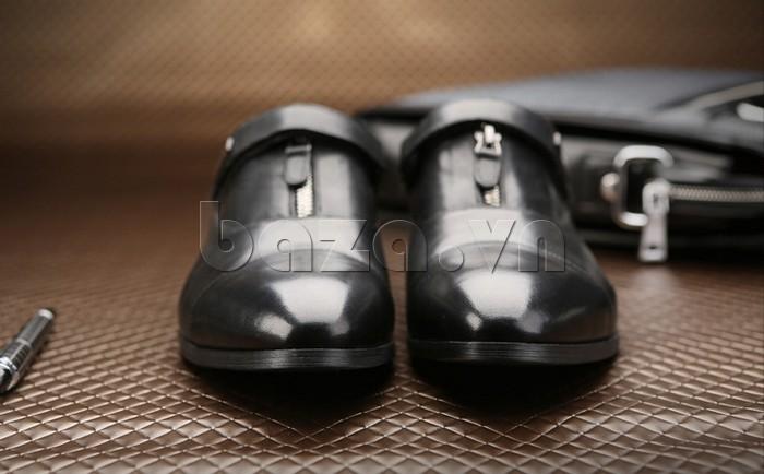 giày Olumpo QLXS1217 là món quà độc đáo mà nam giới muốn được nhận từ bạn gái