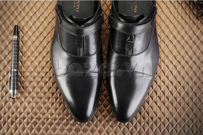 giày Olumpo QLXS1217 là đôi giày đưa bạn đến con đường thành công