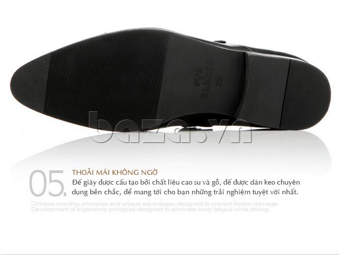 giày Olumpo QLXS1217 giúp người dùng thoải mái không ngờ