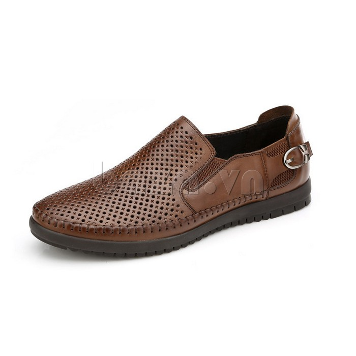 Giày Olunpo OP001 dễ kết hợp với mọi loại trang phục và dùng cho mọi hoàn cảnh