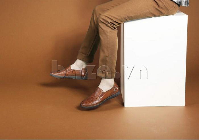 Tùy từng màu sắc của Giày Olunpo OP001 mà chọn quần sao cho phù hợp