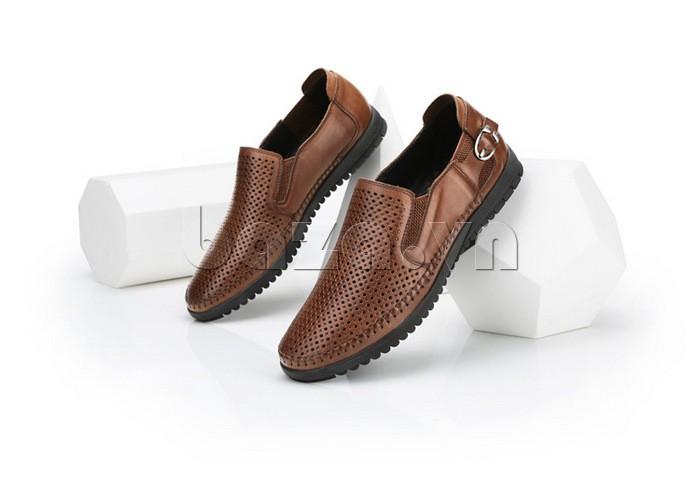 Giày Olunpo OP001 màu nâu trẻ trung