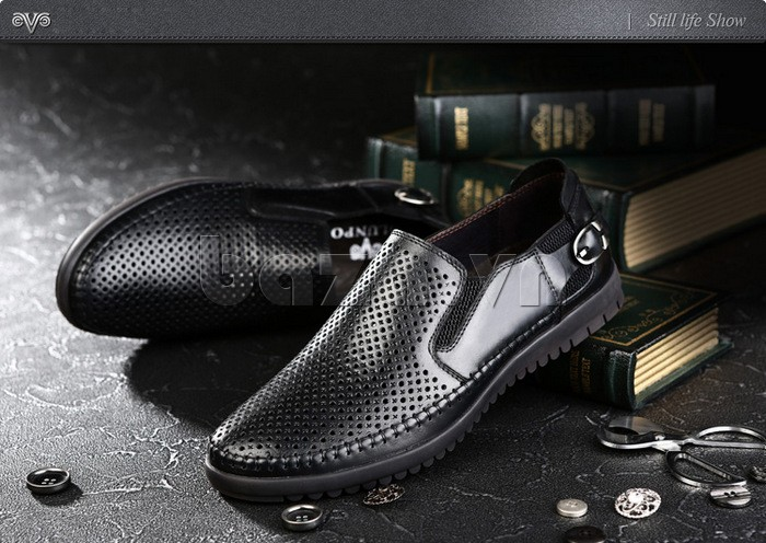 Giày Olunpo OP001 là giày thời trang mùa hè