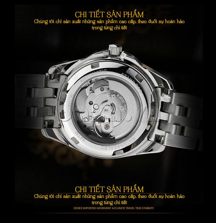 Đồng hồ thời trang nữ Vinoce V-8079G theo đuổi sự hoàn hảo đến từng chi tiết