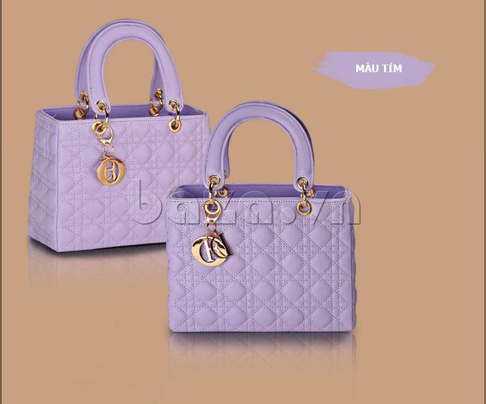 Túi xách nữ Balana 108 màu tím