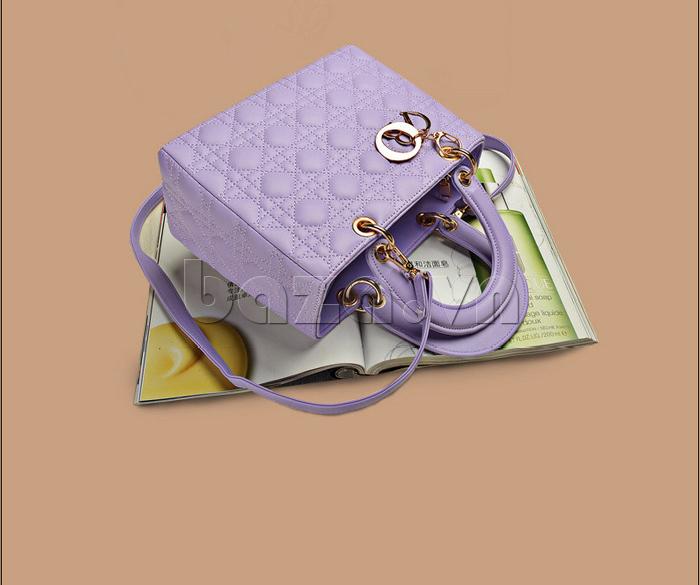 Túi xách nữ Balana 108 màu tím mông mơ