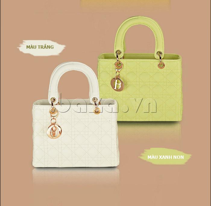 Túi xách nữ Balana 108 màu trắng