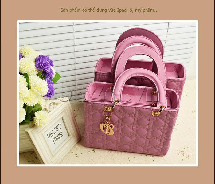 Túi xách nữ Balana 108 đựng được nhiều vật dụng