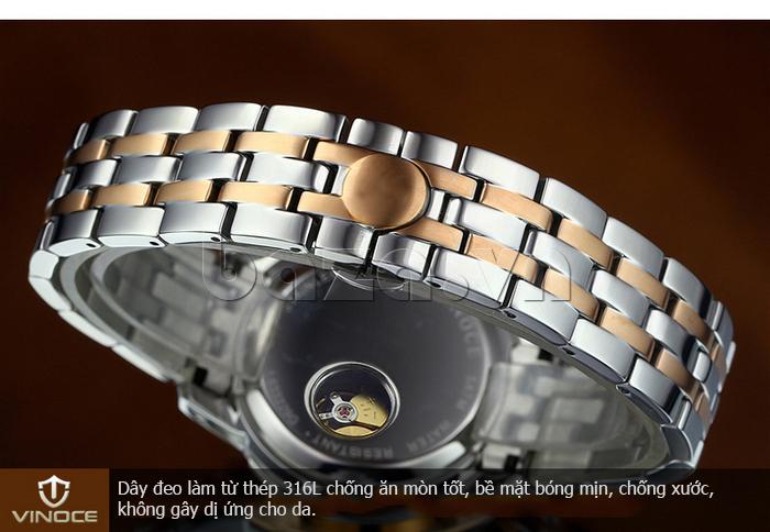 Đồng hồ cơ nam Vinoce V633229L độc