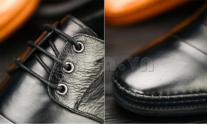 Giày da nam Olunpo QABA1410 dễ bảo quản