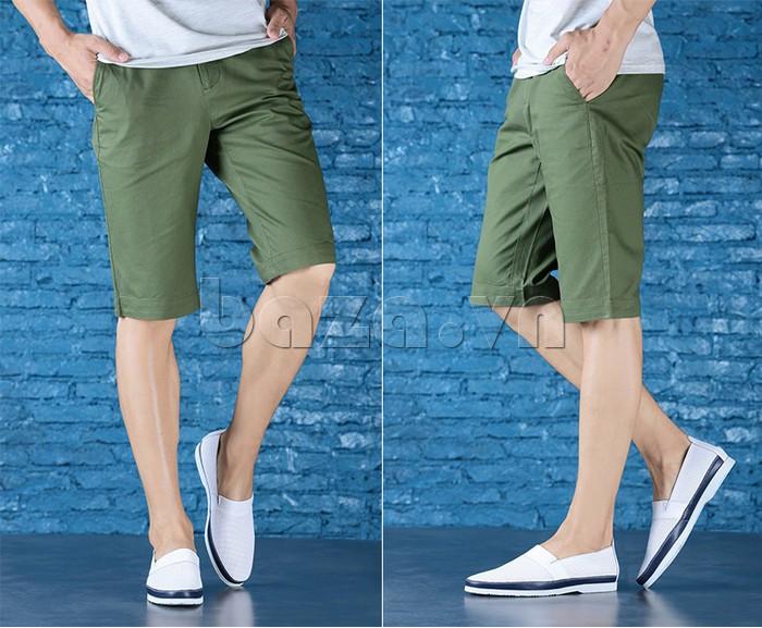 Giày lười nam thời trang Olunpo XZY1506 - tôn vinh khí chất