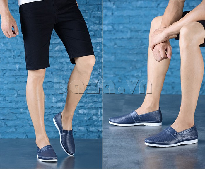 Giày lười nam thời trang Olunpo XZY1506 - món quà cho nam giới trẻ