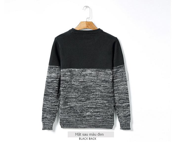 Áo len nam phối màu No1Dara MY05032 cá tính