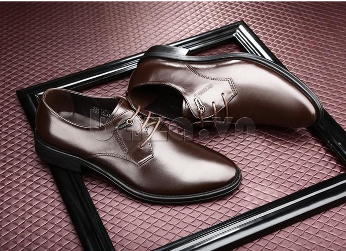 giày da Olumpo QYS1301 sang trọng và cuốn hút