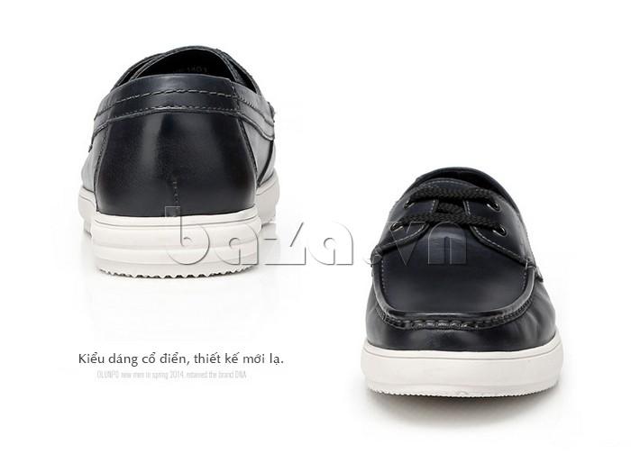 Kiểu dáng giày mới lạ, cuốn hút