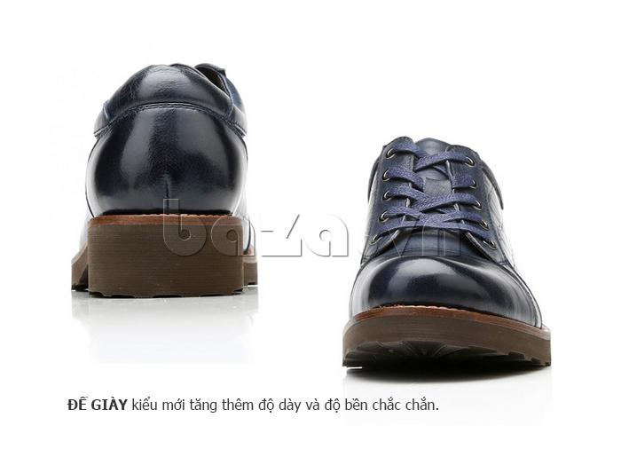 Giày da nam Olunpo QZK1405 ấn tượng cho các doanh nhân