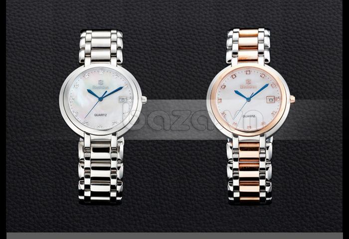 Đồng hồ thời trang Bestdon BD9922G có hai màu để lựa chọn