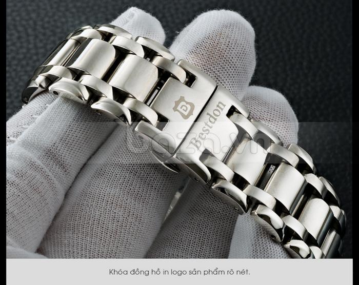 Đồng hồ thời trang Bestdon BD9922G dây đeo tinh tế