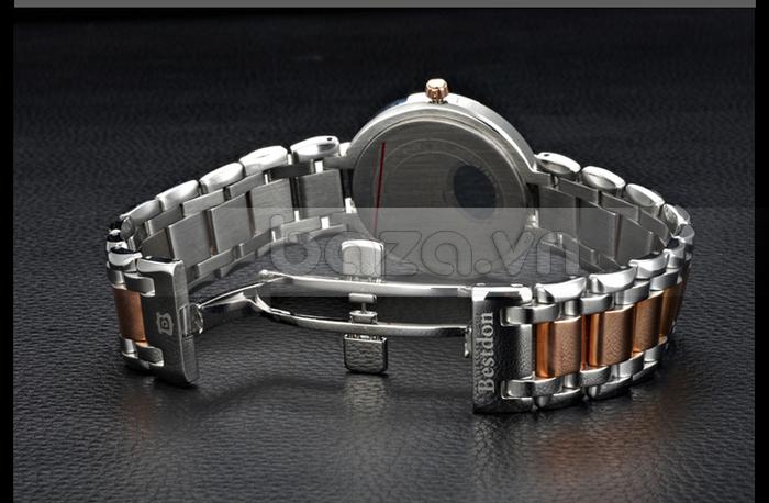 Đồng hồ thời trang Bestdon BD9922G dây thép cao cấp