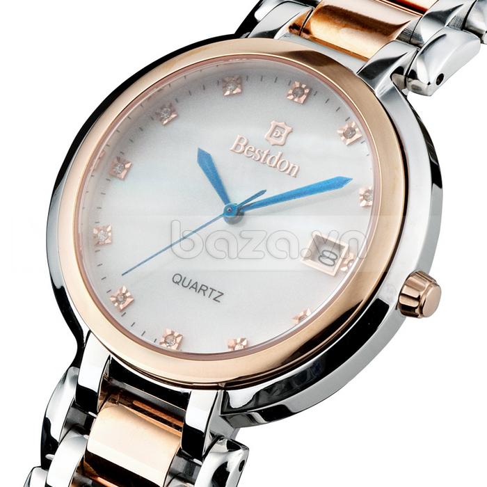 Đồng hồ thời trang Bestdon BD9922G là dòng máy quartz