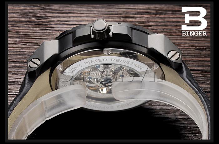 Đồng hồ nam Binger BG001mới nhất