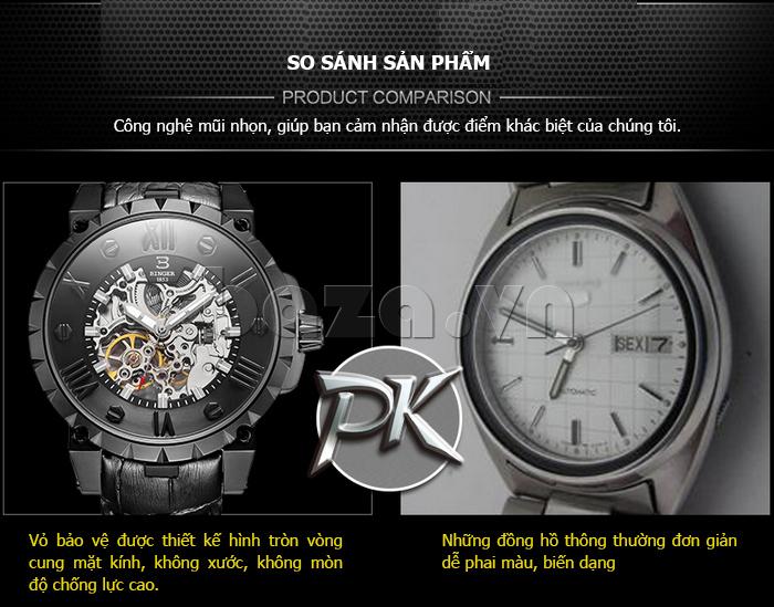 Đồng hồ nam chính hãng Binger BG001