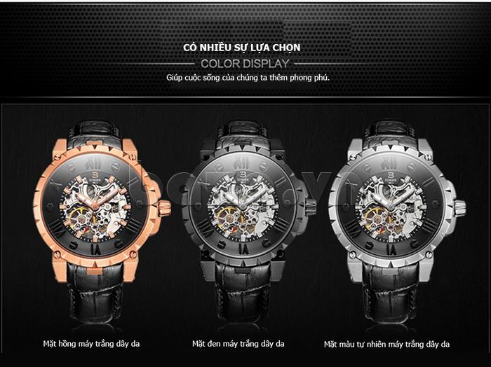 Đồng hồ nam đẹp Binger BG001