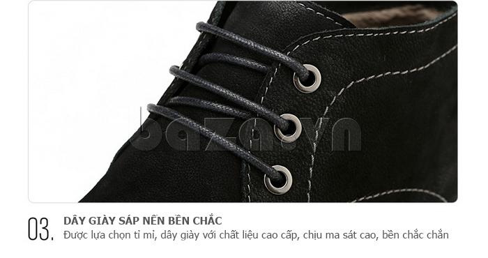 Giày da nam Olunpo DHT1442 cao cấp