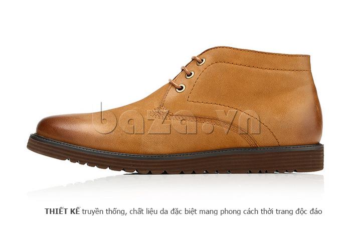 Giày da nam Olunpo DHT1442 thời trang