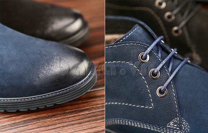 Giày da nam Olunpo DHT1442 hàng hiệu