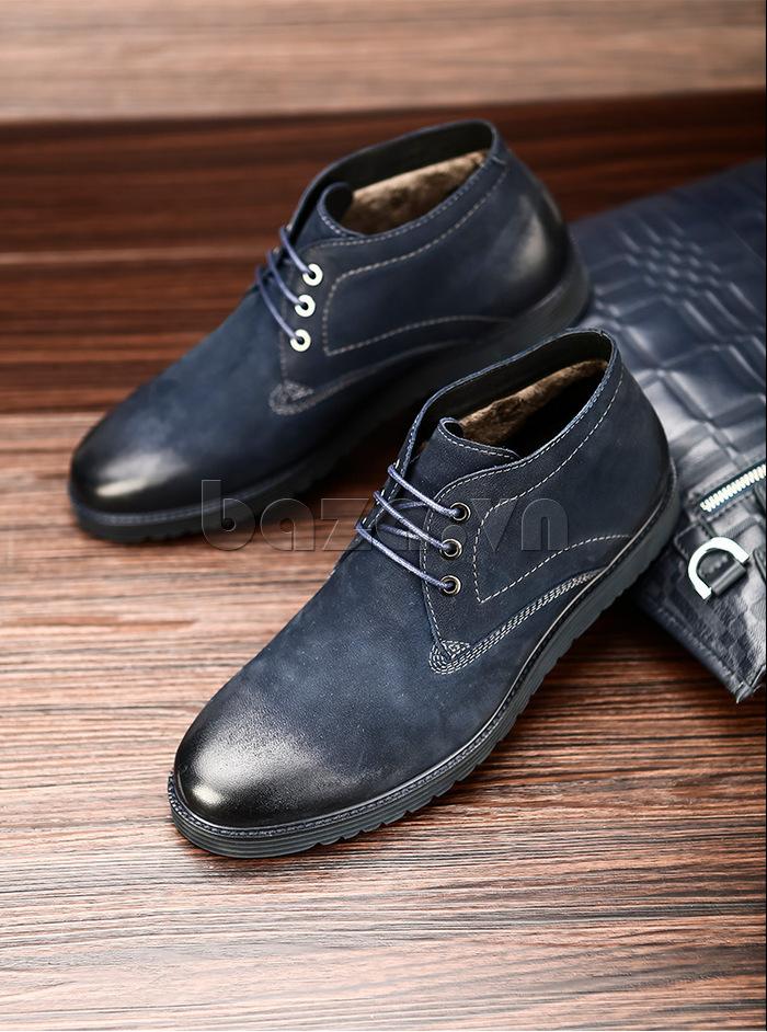 Giày da nam Olunpo DHT1442 mê hoặc