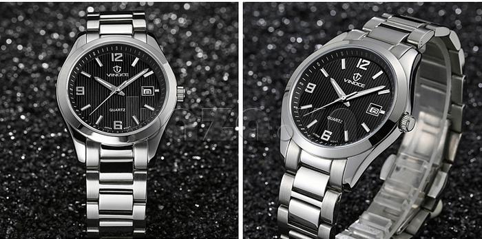 Đồng hồ nữ máy Quartz Vinoce 8380 thiết kế đẹp cuốn hút