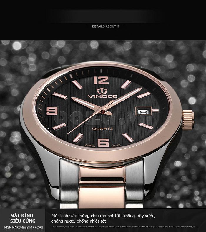 Đồng hồ nữ máy Quartz Vinoce 8380 độc