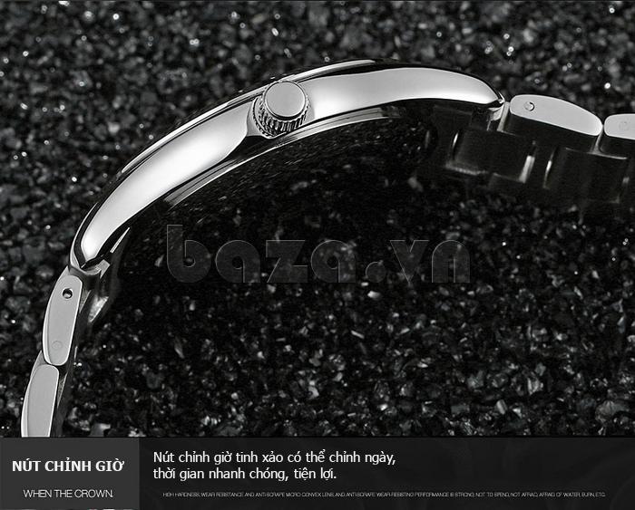 Đồng hồ nữ máy Quartz Vinoce 8380 hot