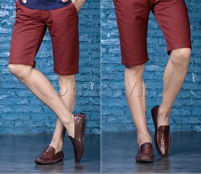 Giày nam Olunpo CCY1502 hiện đại