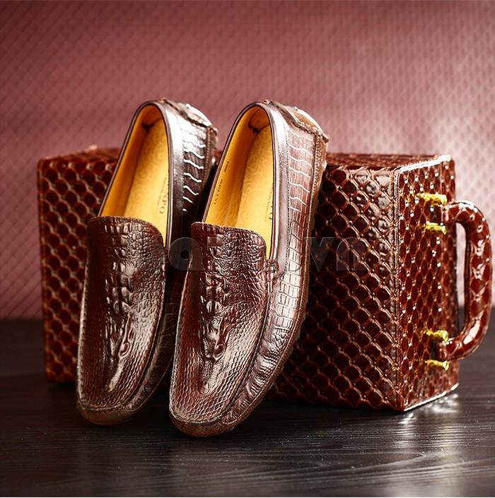 Giày nam Olunpo CCY1502 cá tính