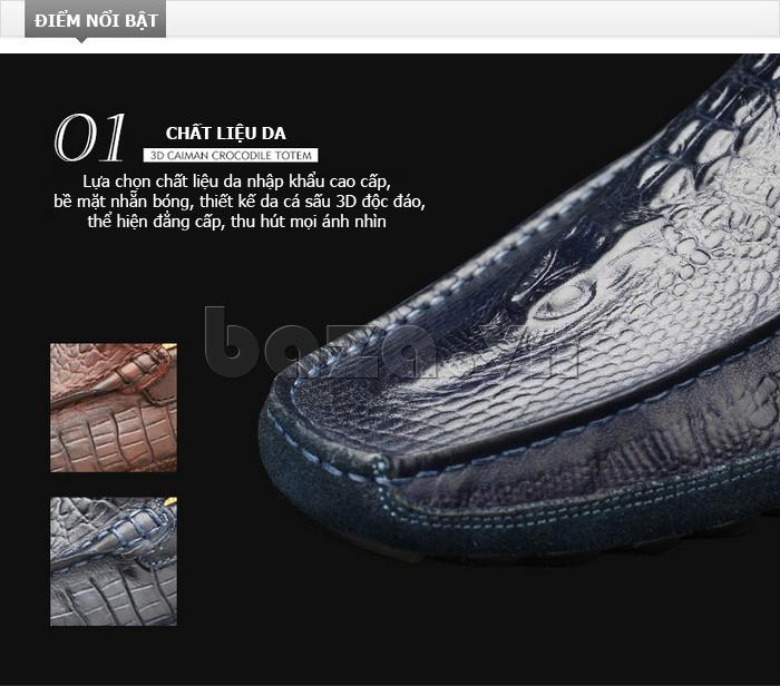 Giày nam Olunpo CCY1502 đẹp