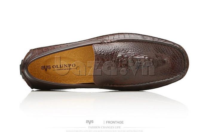 Giày nam Olunpo CCY1502 lịch lãm