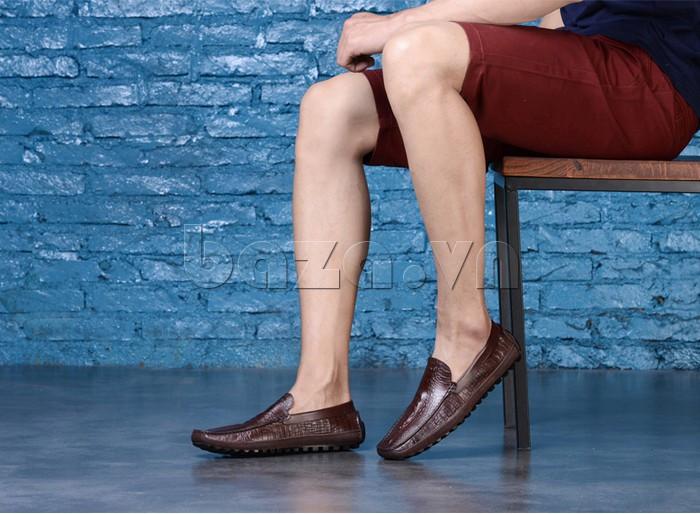 Giày nam Olunpo CCY1502 nổi bật