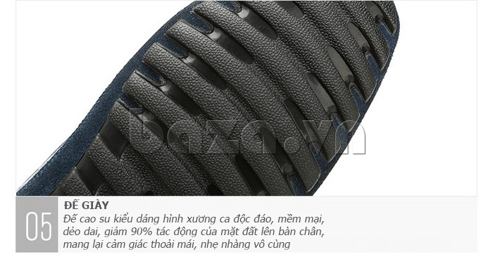 Giày nam Olunpo CCY1502 thoáng mát