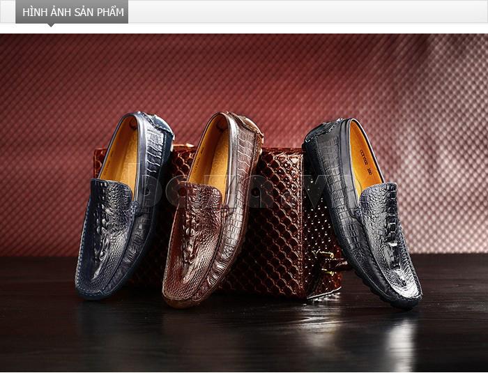 Giày nam Olunpo CCY1502 trẻ trung