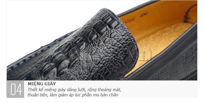 Giày nam Olunpo CCY1502 chống trơn