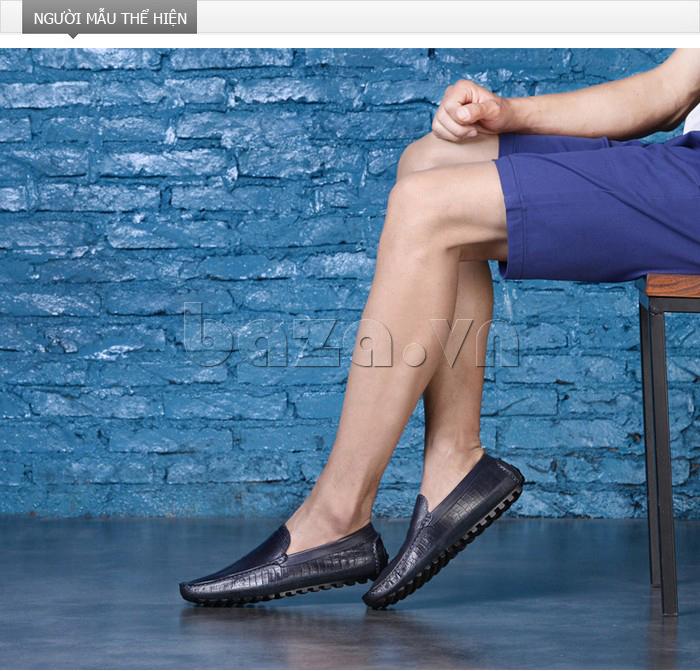 Giày nam Olunpo CCY1502 phong cách