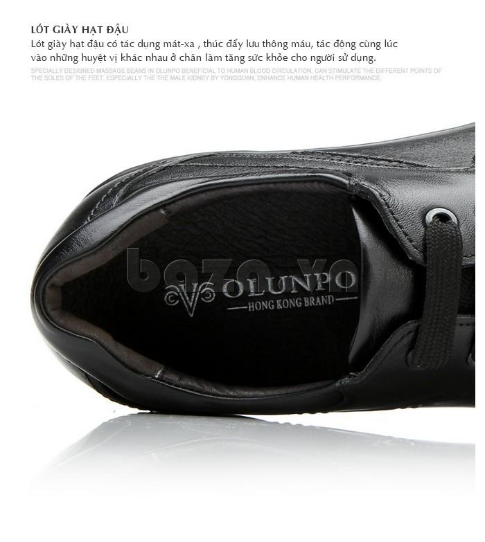 Lót giày hạt đậu có tác dụng mát xa, thúc đẩy lưu thông máu