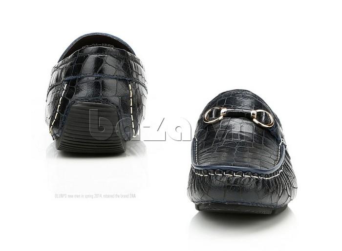 Giầy da nam Olunpo CJY1403 thiết kế ôm chân và êm ái
