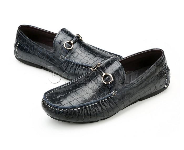 Giầy da nam Olunpo CJY1403 khẳng định đẳng cấp giày nam chính hãng