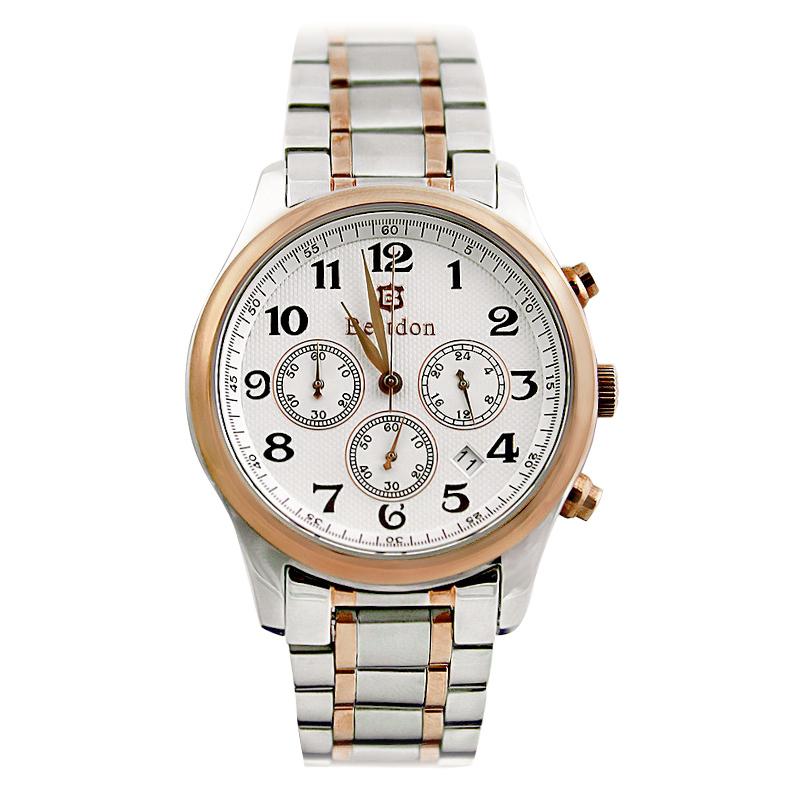 Chiếc đồng hồ Chronograph với chức năng bấm giờ hiện đại