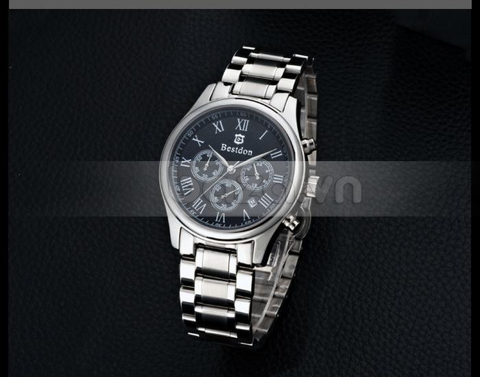 Đồng hồ nam Bestdon đẹp hoàn hảo
